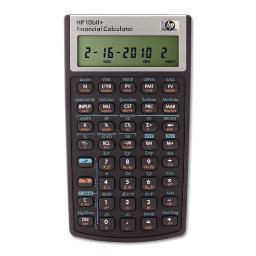 10Bii+ Financial Calculator 12-Digit LCD | Total Quantity: 1