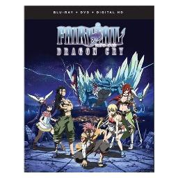 Fairy tail-dragon cry-movie (blu-ray/dvd/digital hd/uv/2 disc) BRFN03946