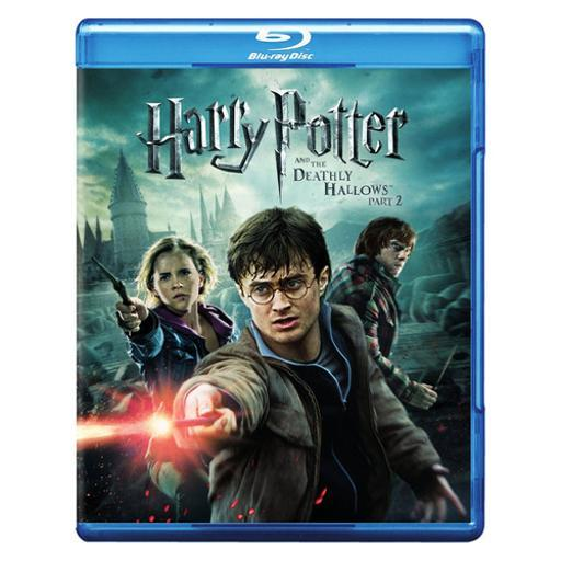 Harry potter & the deathly hallows-p2 (br/dvd/dc/3 disc/combo)nla URCZXXVAEACUZVVV
