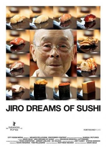 Jiro Dreams of Sushi Movie Poster (11 x 17) LKNOAGXL8V0DNTZC