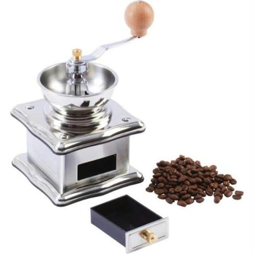 Wyndham House Stainless Steel Manual Coffee Grinder - KTGRIND 226C63FBB4B70EC3