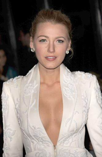 Blake Lively At Arrivals For The Private Lives Of Pippa Lee Special Screening, Amc Loews 19Th Street Theatre, New York, Ny November 15, 2009. EOSRRROGGINXACZV