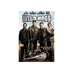 WILD HOGS (DVD) 786936727463