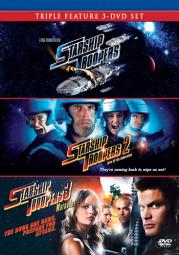 Starship troopers 1-3 (dvd/multi feature/3 disc) D34203D