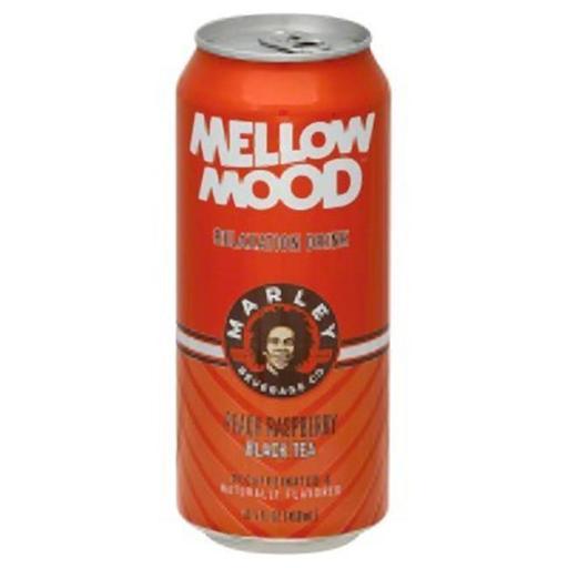 Marleys Mellow Mood 1793298 15.5 fl oz Mood Black Tea Peach Raspberry - Case of 12