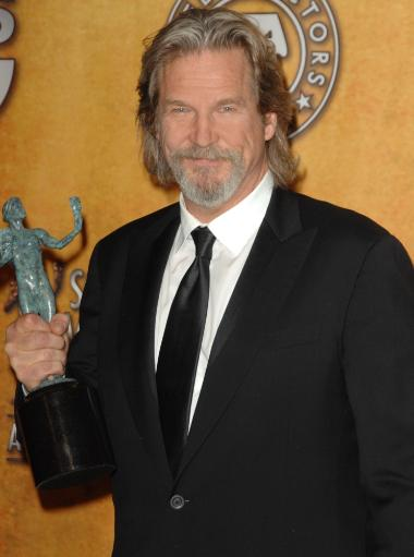 Jeff Bridges In The Press Room For 16Th Annual Screen Actors Guild Sag Awards - Press Room, Shrine Auditorium, Los Angeles, Ca January 23, 2010.