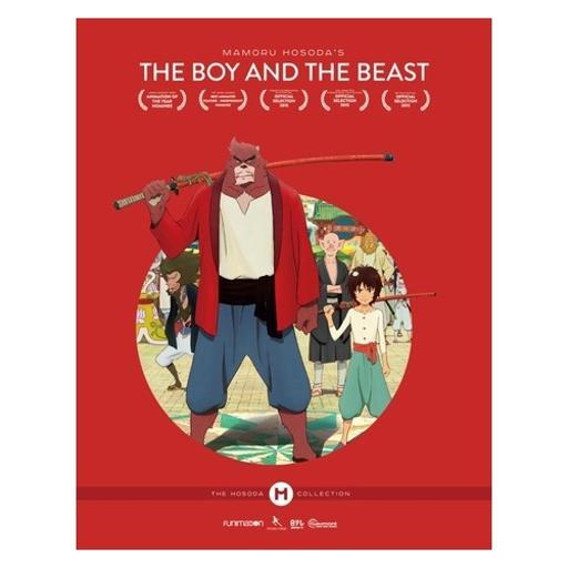 Boy & the beast-hosoda collection (blu-ray/dvd combo/uv/2 disc) 1306114