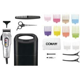 Conair Hc408r 18-piece Number Cut Haircut Kit