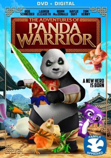 Adventures of panda warrior (dvd w/digital) (ws/eng/eng sub/span sub) S0JHWMFTH1XYWUO1