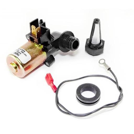Omix-ADA 191080.03 Windshield Washer Pump Kit, 72-86 Jeep CJ and SJ Models