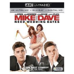 Mike & dave need wedding dates (blu-ray/4k-uhd/digital hd) BR2331316