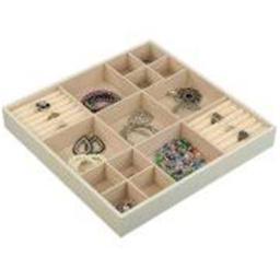 Home Basics DR49963 Large Jewelry Organizer, Metal