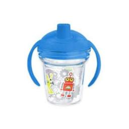 Tervis 093597906824 6 oz Beep Boop Sippy with Lid