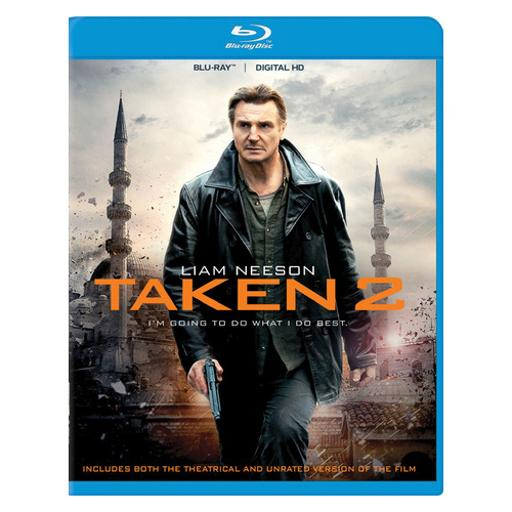 Taken 2 (blu-ray/digital hd/ws) 1704409