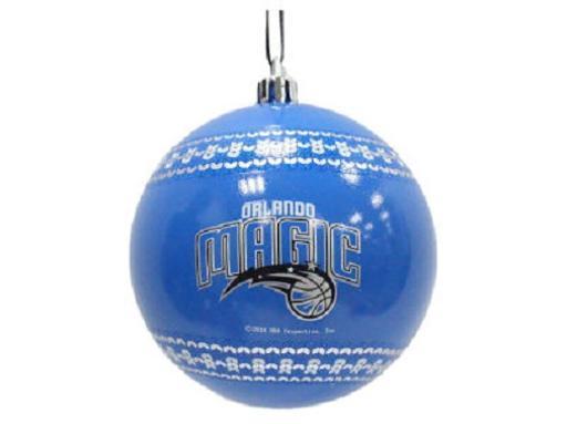 Orlando Magic NBA Ugly Sweater Ornament