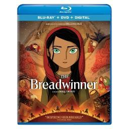 Breadwinner (blu ray/dvd w/digital) (2discs) BR44195706