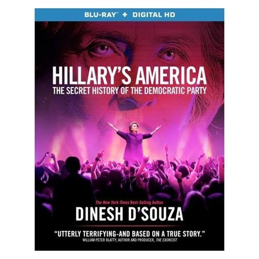 Hillarys america (blu ray) (ws/eng/span sub/eng sdh/5.1 dts-hd) BEHQ9BP9VD2HL4JU