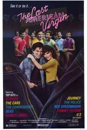 The Last American Virgin Movie Poster Print (27 x 40) MOVAF7266