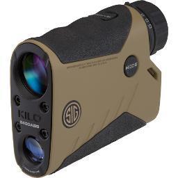 Sig sok24701 sig optics laser rangefinder kilo 2400 abs 7x25 fde