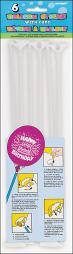"Balloon Sticks & Cups 12"" 6/Pkg- 5200W"