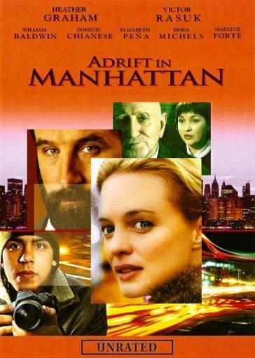 Adrift in Manhattan Movie Poster Print (27 x 40) YKIY3KWWE5J1DJD7