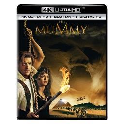 Mummy (1999) (blu-ray/4kuhd/ultraviolet/digital hd) BR61185681
