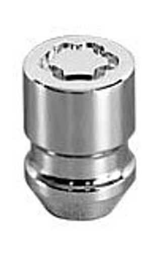 Mcgard 24557 Wheel Lock Set 12X1.5 Nut Cone 5 Lock