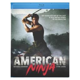 American ninja (blu-ray/1985/ws 1.85/eng w/opt eng sub) BROF1245