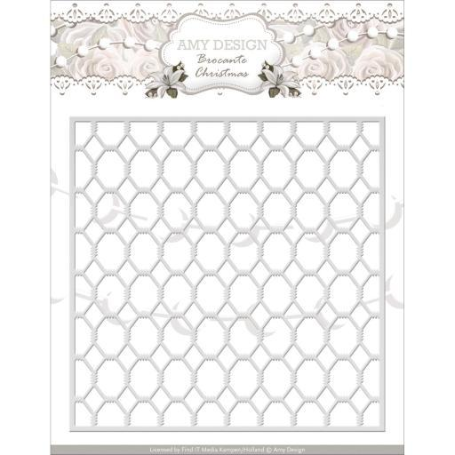 Find It Trading Amy Design Brocante Christmas Die Wire Frame