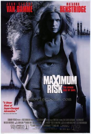 Maximum Risk Movie Poster (11 x 17) JN493CP7OGAODC7O