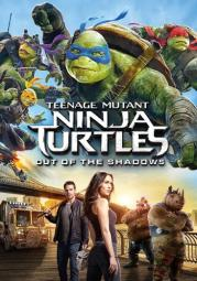 Teenage mutant ninja turtles-out of the shadows (dvd) (2017 holiday acetate D59193745D