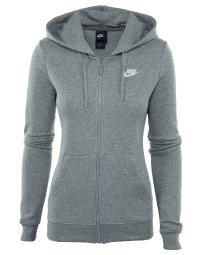 Nike Full Zip Fleece Hoodie Womens Style : 803638