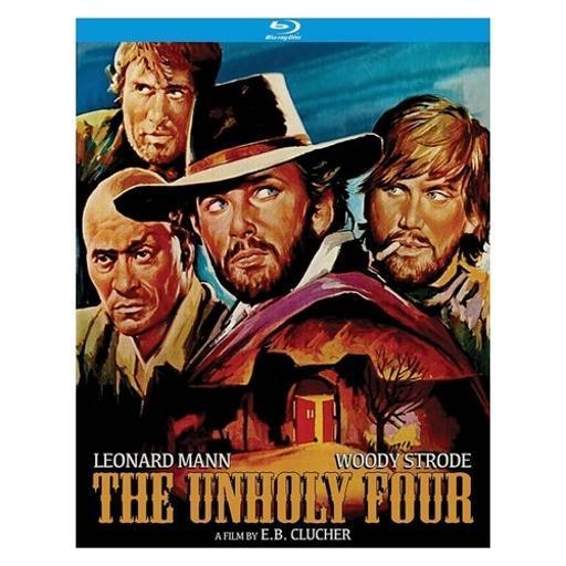 Unholy four (1970) aka chuck mool (ciakmull-l'uomo della vendetta)(blu ray) BOXZLL8T6QOGP1JR