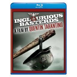 Inglourious basterds (blu ray/new packaging/ws) BR61118565