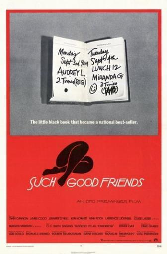 Such Good Friends Movie Poster (11 x 17) X7BC1DVLE7V6VSS2