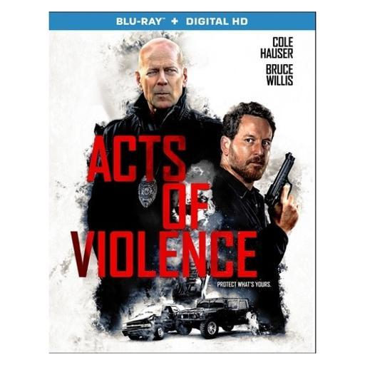 Acts of violence (blu ray w/dig hd) (ws/eng/eng sub/sp sub/eng sdh/5.1dts)