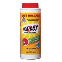 Odorzout ACAS850 All Surface Cat Odor Eliminator Granules  30 oz