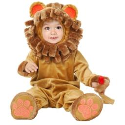 Charades Costume - Little Lion - 6-18 months