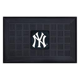 FANMATS MLB New York Yankees Vinyl Door Mat