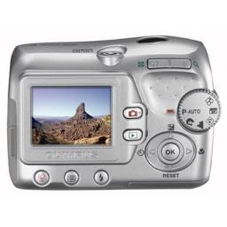 Olympus Camedia D535 32MP Digital Camera with 3x Optical Zoom