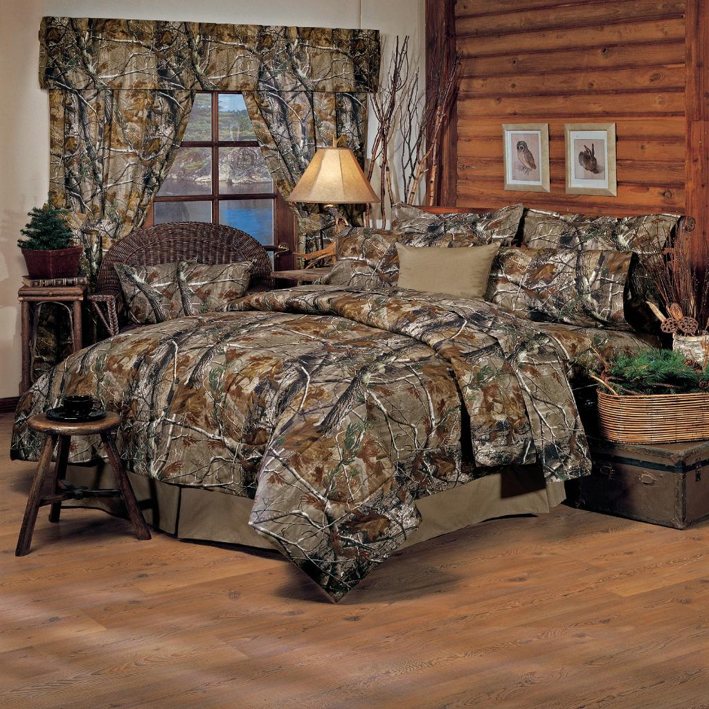 Realtree All Purpose Comforter Set
