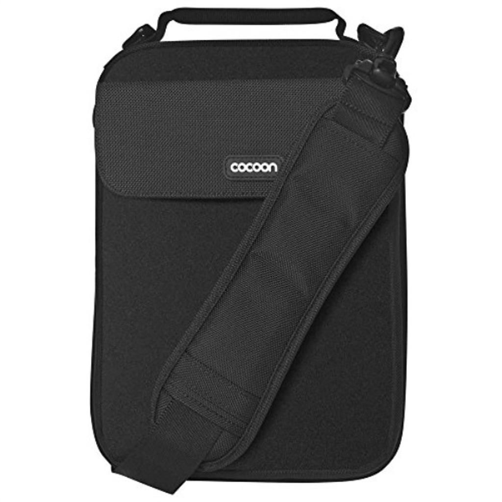 Cocoon CNS343BY Nolita II Tablet Neoprene Sleeve Includes Grid-IT! Accessory Organizer (Black)