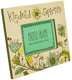 CR Gibson Kindred Spirits Tabletop Photo Frame 4 by 6-Inch