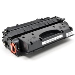 Generic Compatible Toner Cartridge Replacement for HP CE505X (Black)