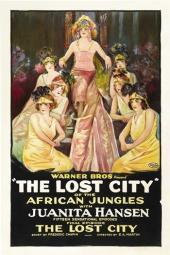 The Lost City Movie Poster (11 x 17) MOV417152