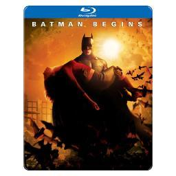 Batman begins (blu-ray/steelbook) BR395968