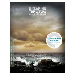 Breaking the waves (blu-ray/dvd combo/ws 2.35/3 disc/5.1/dts/1996) BRCC2320