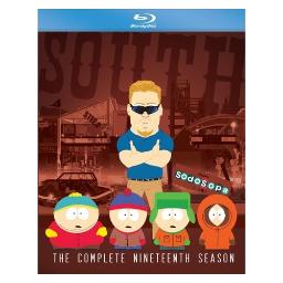 South park-19th season complete (blu ray/2discs) BR59177554