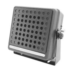 Accessories unlimited AUS6 External CB Speaker with Hash Filter