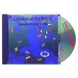 Kimbo educational children of the world cd ages 5-10 9123cd